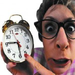 You need time boundaries in ministry