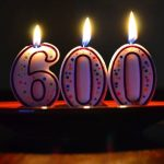 The 600th post…
